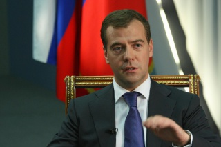 Медведев: мы не намерены