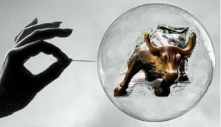 Долговой пузырь может