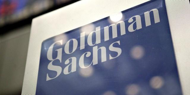 Goldman продал
