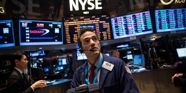 Dow Jones впервые