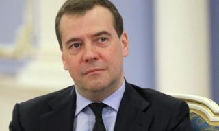 Медведев: 2014 г. был