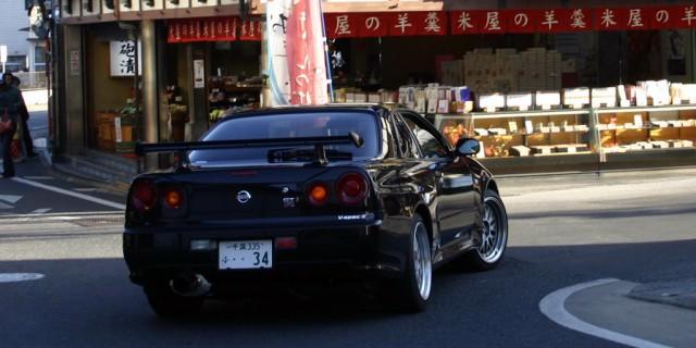 Экспорт автомобилей из