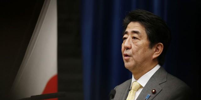 Синдзо Абэ утвердил меры