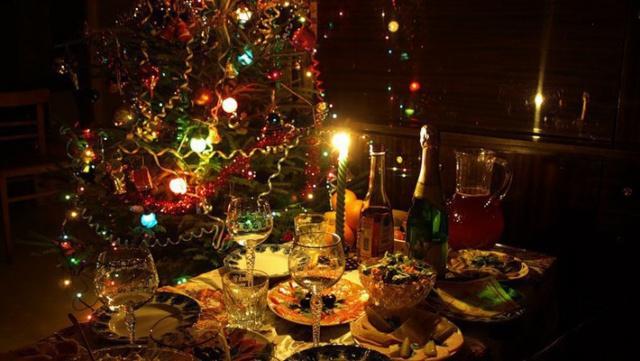 Росстат: новогодний стол