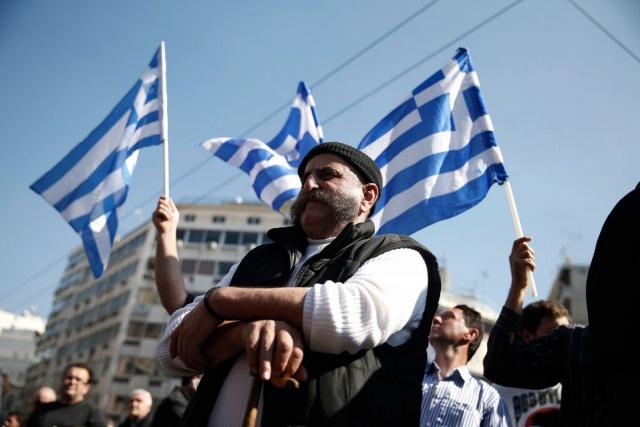 Греция возвращается.