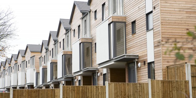 Темпы роста цен на жилье