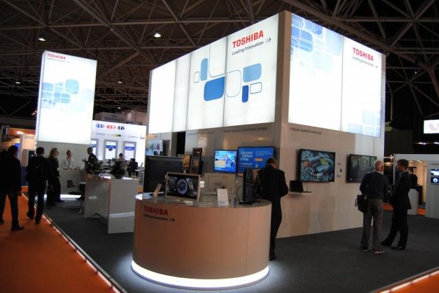 Toshiba покажет новые