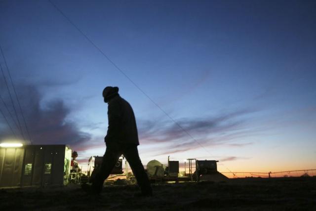 Сокращение скважин в США