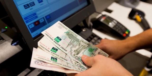 Рубль укрепляется,