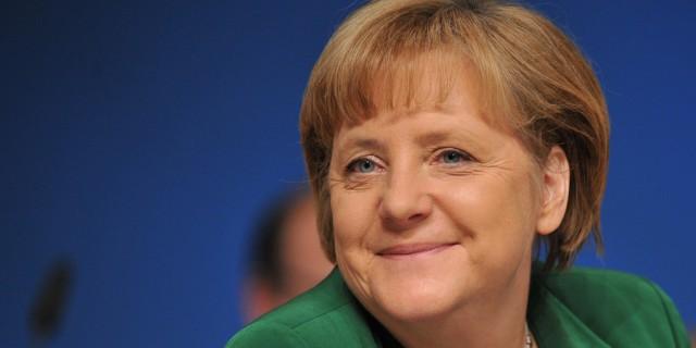 Меркель: санкции будут