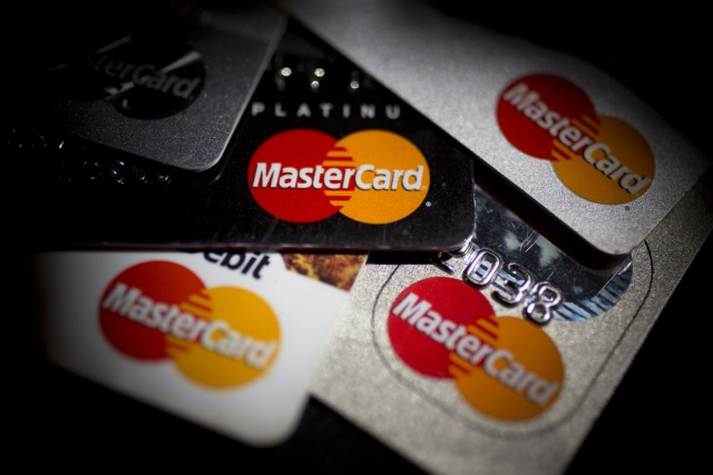 MasterCard переводит