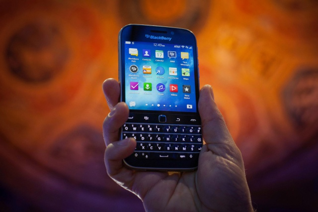 Акции BlackBerry