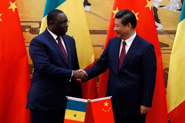 Китай в Африке: новая