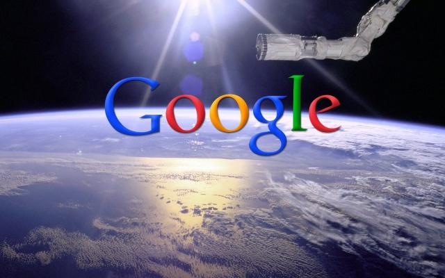 SpaceX поможет Google