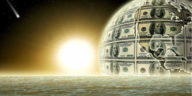 Дефляционный вихрь: