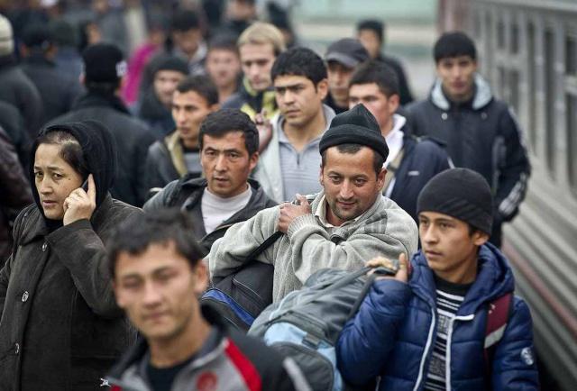 Таджики не выведут из РФ
