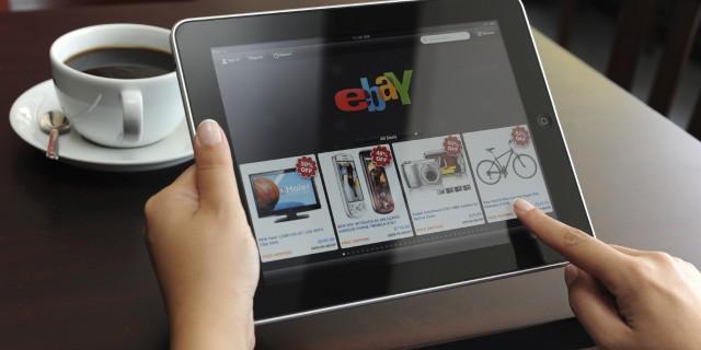 eBay зафиксировал рост