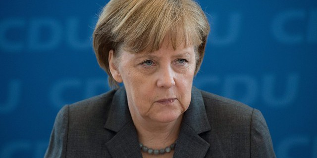 Меркель: кризис в