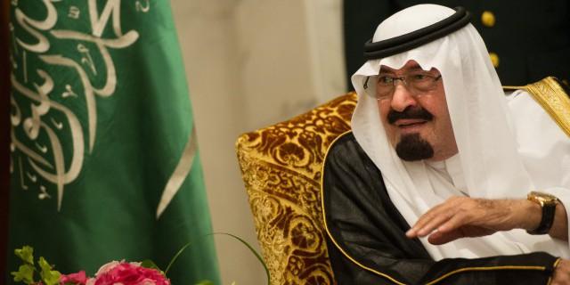 Умер король Абдалла: