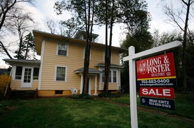 Продажи на рынке жилья