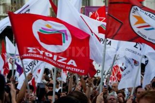 Syriza лидирует на