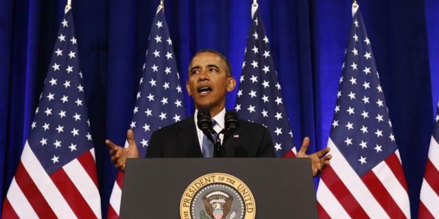 Обама обещает усилить