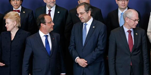 Лидеры ЕС за усиление