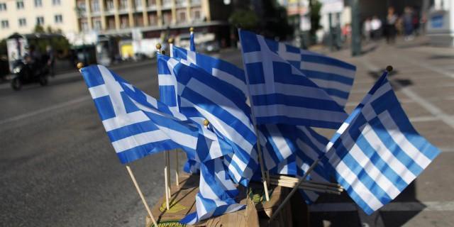 Греция против