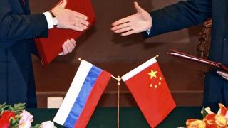 РФ и Китай увеличат