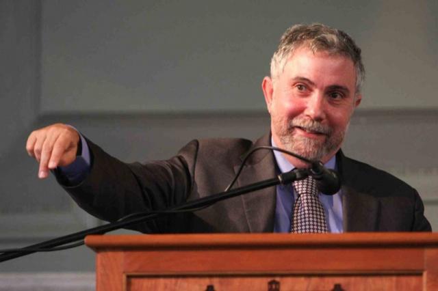 Прогнозы Пола Кругмана
