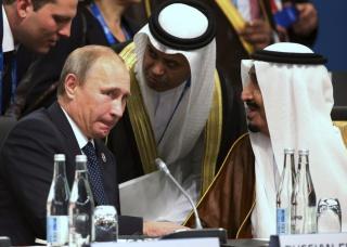 NYT: РФ и Cаудиты