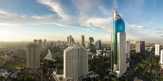 Рост ВВП Индонезии