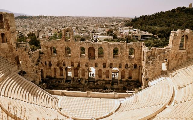 Греция. Почти 100 лет в