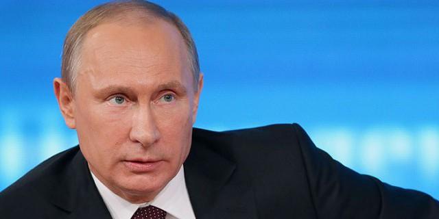 Путин: санкции против РФ