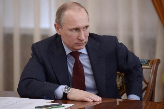 Путин: коррекция низкой