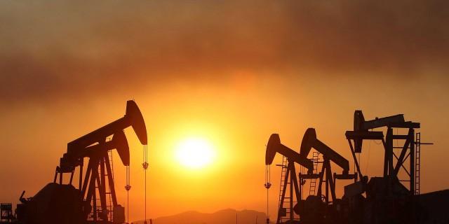 Низкие цены на нефть