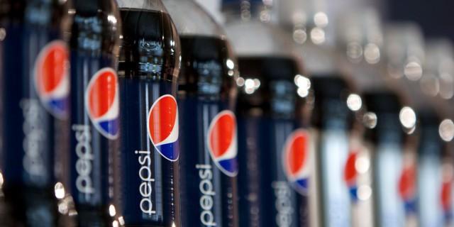 PepsiCo зафиксировала