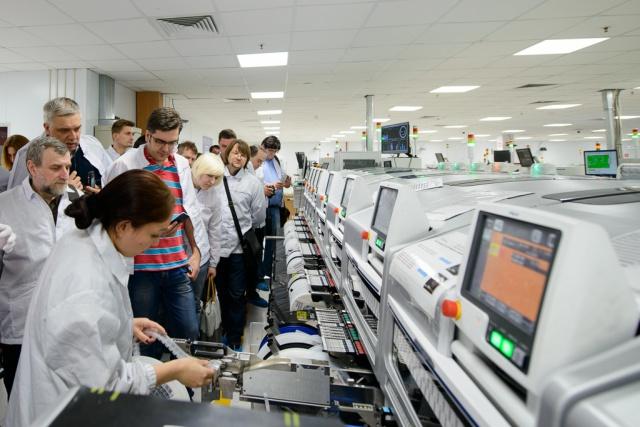 Завод LG в России