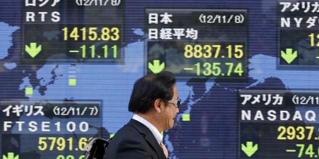 Экономика Японии вышла
