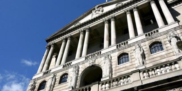 Банк Англии: ставки
