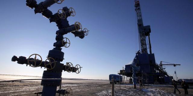 Индийские нефтяники