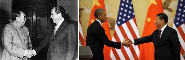 Китай vs США: единство и