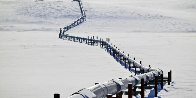 Арктика не дает покоя