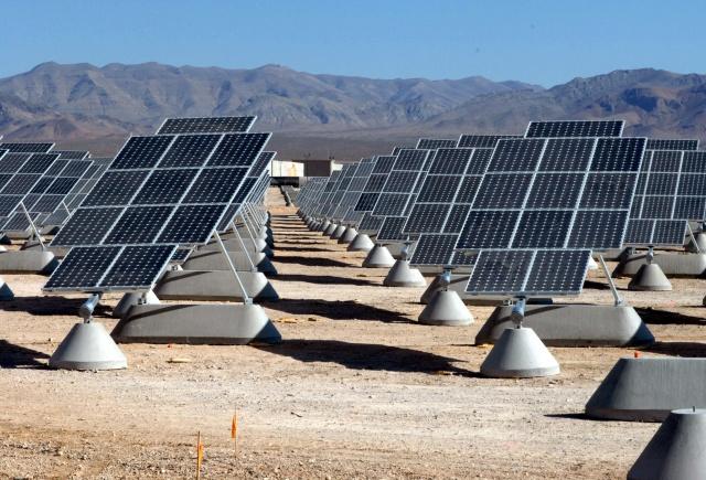 Солнечная энергетика -