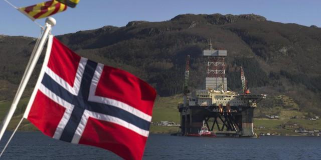 Норвегия сохранила