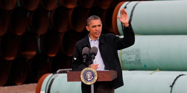 Обама наложил вето на