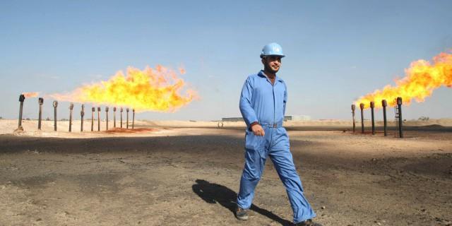 Ирак в январе резко