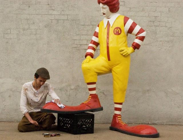 Макдональдс обвинили в