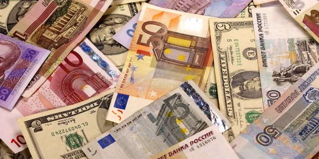 Рубль укрепляется.