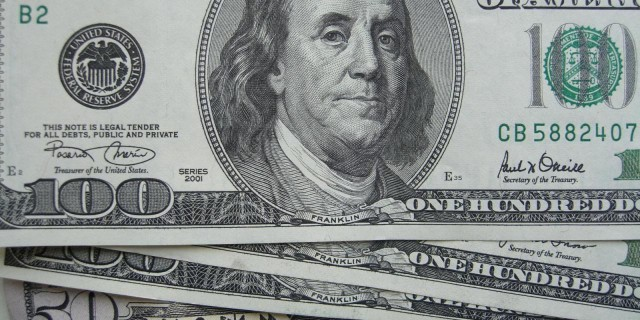 Доллар рухнул ниже 60